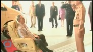 Thai King Leaves Hospital After 7 Months