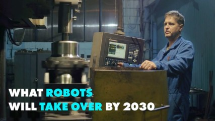 Just how vulnerable are jobs to robot takeovers?