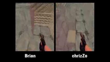 Brian Vs. Chrizzo On Avdegyptianez