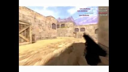 counter strike 1.6 pro gaming (360p)