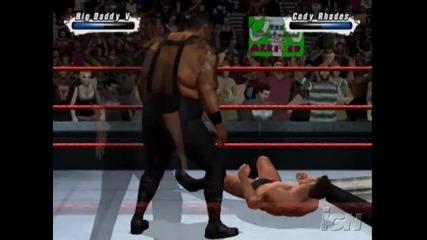 Wwe Smackdown vs Raw 2009 Ladder Match