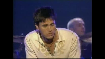 Enrique Iglesias - Escape/hero(live)