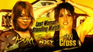 Don't miss tonight's historic NXT Women's Championship Last Woman Standing Match