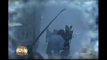 4 seconds video footage from Harry Potter and the Deathly Hallows film set