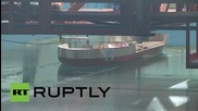 Russia: Check out this icebreaker's cutting-edge technology