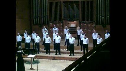 Sofia Boys Choir - Коледен празник