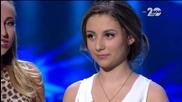Михаела Маринова - X Factor Live (02.12.2014)