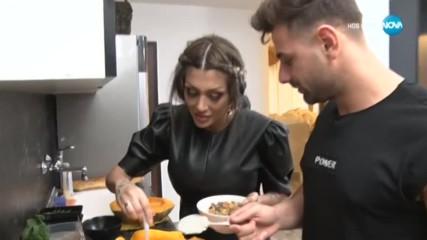 Изискана вечеря с Джулиана Гани в ''Черешката на тортата'' (21.01.2020) - част 2