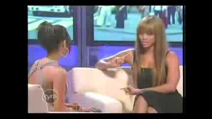 Vanessa В Шоуто На Tyra Banks Част 1