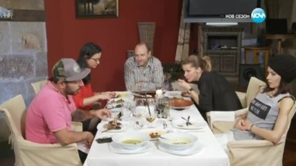 Тити Папазов посреща гости - Черешката на тортата (26.01.2017)