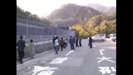 Влакът Стрела В Япония - 500km/h