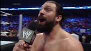 Santino Marella vs. Damien Sandow: Smackdown, May 16, 2014