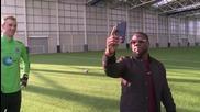 Забавни дузпи :D - Кевин Харт срещу Джо Харт