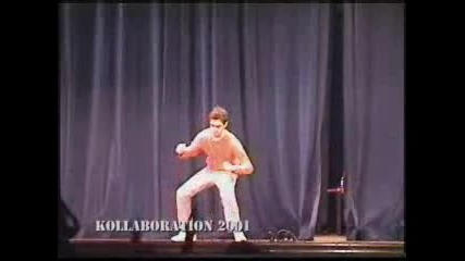 Нереален Робо Танц Велико