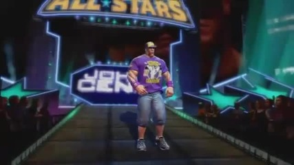 Wwe All Stars - John Cena Entrance