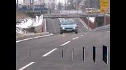 Фандъкова и Борисов пуснаха движението по ново кръстовище в София