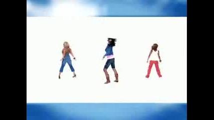 Chicken Little - Cheetah Girls - Shake Your Tailfeathe