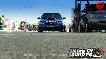 King of Europe Drag 2011 Brasov, Romania