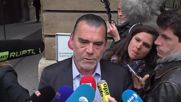 France: Paris attacks suspect remains silent throughout questioning confirms lawyer