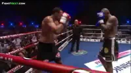 Badr Hari vs Hesdy Gerges Showtime