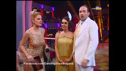 Dancing Stars - Дарин и Ани quick-step (11.03.2014г.)