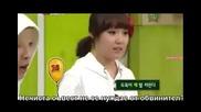 [ Бг Превод ] Mblaq's Lee Joon & Miss A's Min - Игра с балони [ Oms!]