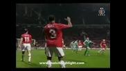 30.09.2009 Манчестър Юнайтед - Волфсбург 2 - 1 Шл групи