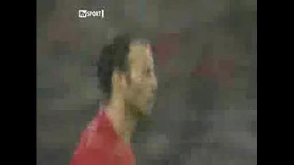 Manchester United vs Chelsea Penalty shootout 2008