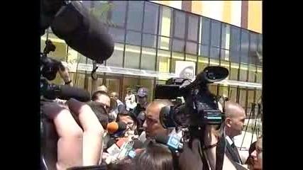 Борисов откри площадка, коментира и случая Лъчезар Иванов