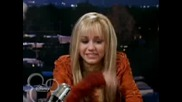 Hannah Montana In Colins Show