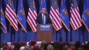 USA: Trump rallies in Wisconsin ahead of Republican primary