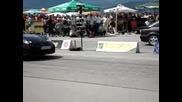 Porsche Techart 966 Vs Audi S2