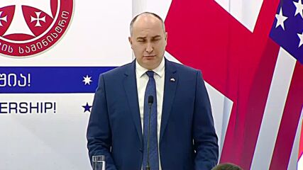 Georgia: 'More NATO in Georgia' - US and Georgia sign military training memo