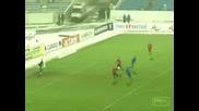 Левски - Голове В Уефа За Сезон 2005 - 2006