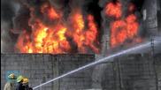 Slipper Factory Fire Kills 31 in Philippine Capital