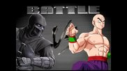 Noob Saibot vs Tien