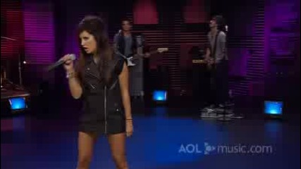 Ashley Tisdale - What If - [live] -