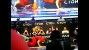 Cyon 2008 Maximum Crew Vs.gamblers Crew