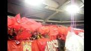 Великата публика на Цска на Стадио Олимпико!