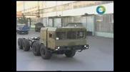 Ярс : Руската сила !