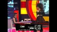 Vip Brother 3 - Сцена на бурна ревност от Забранена Любов изпълнена от Софи Маринова и Петя Дикова