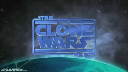 Star Wars: The Clone Wars Season 4 - Трейлър