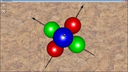 №12101 - Илюзия с въртящи се топки