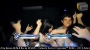 Catwork Remix Engineers Ft. A. Mukovic - Ti Si Ta ( Summer 2013 )