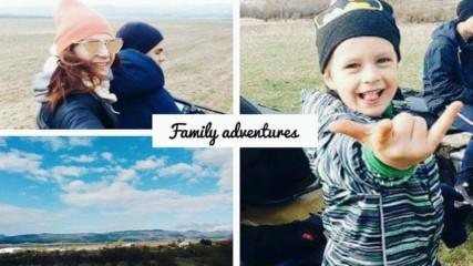ВЛОГ | Семейни приключения в Алино