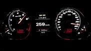Audi Rs6 Mtm 730ps 0-333 km