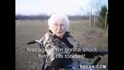 Луда бабка