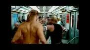 Кечисти се збиват в метрото
