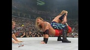 Крис Джерико срещу Батиста срещу Острието [ Summerslam 2004 ]