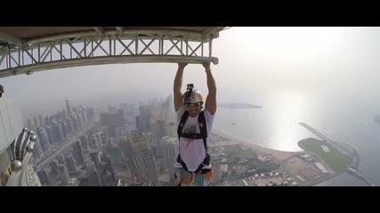 Мечтан скок с парашут в Дубай
